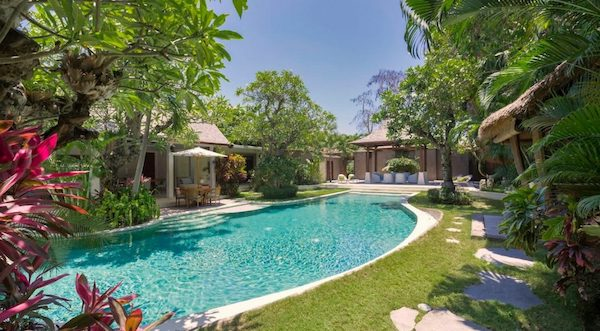 How to find a Bali villa