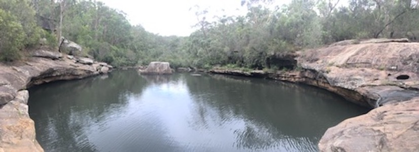Swimming holes in Sydney's South West
