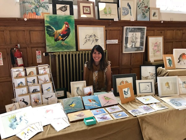 Meet the artist: Louise Man