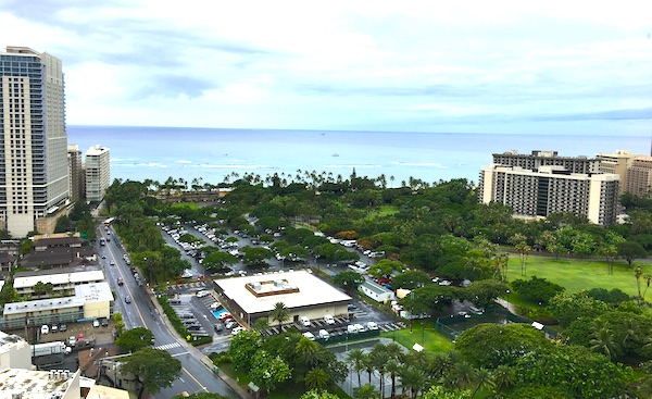 Woo-Oahu! My stay at Ritz-Carlton Residences, Waikiki