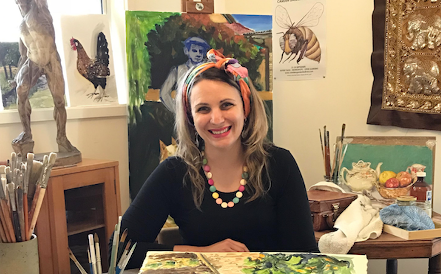 Meet the artist: Cathy Stait-Gardner