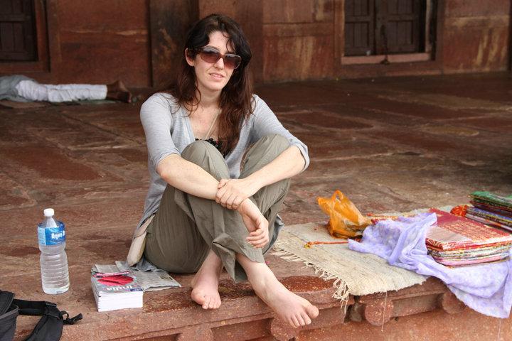 Travel Tales: Johanna Leggatt