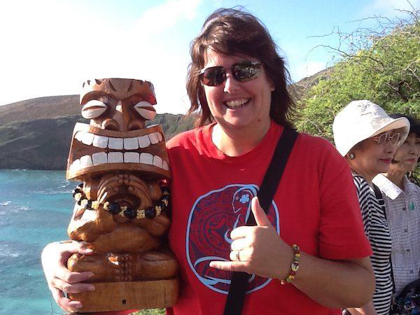 Travel Tales: Sue Elliot