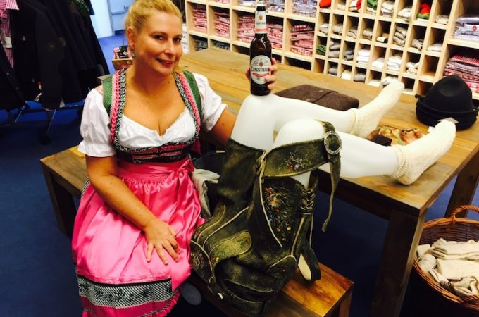Travel Tales: Christine Retschlag