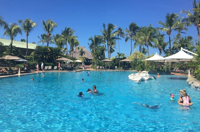 Review: Outrigger Fiji Beach Resort