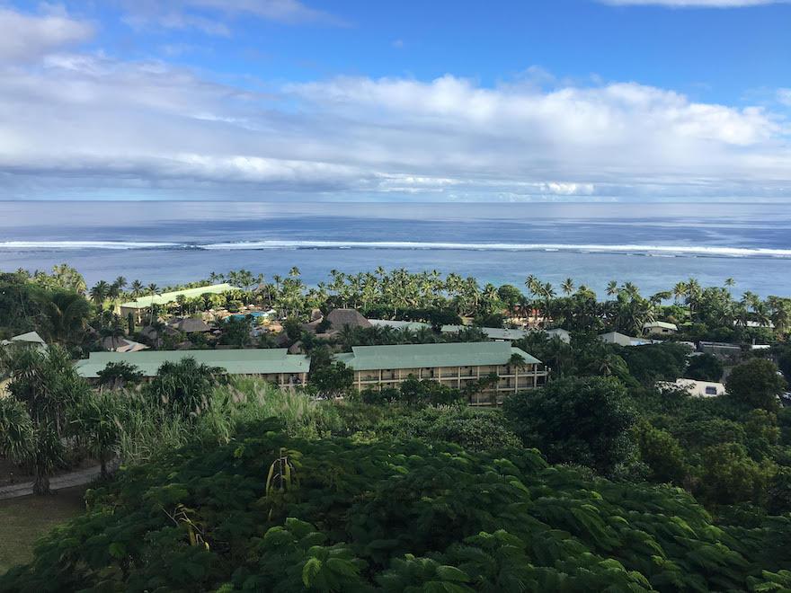 Bebe Spa Outrigger Fiji
