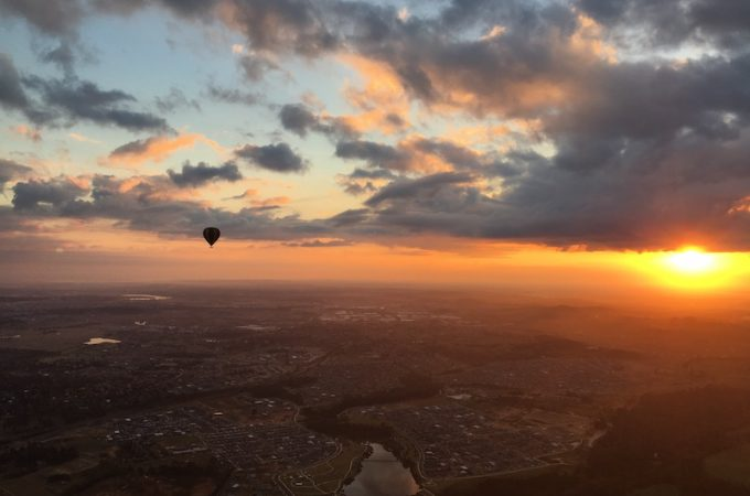 Review: Balloon Aloft, Camden