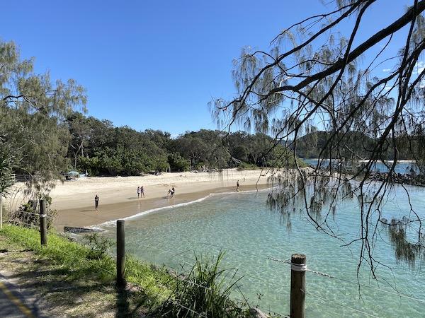 Torakina Beach