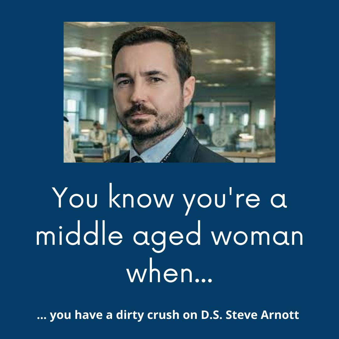 DS Steve Arnott